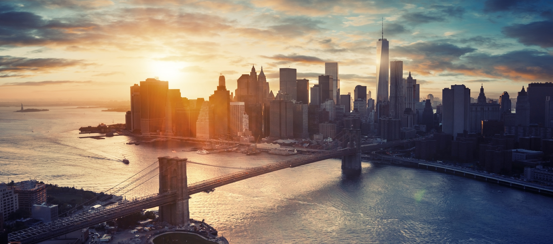 New York City Arieal View